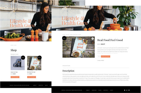 Modern WordPress Theme is WooCommerce Ready