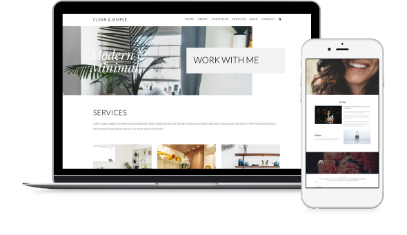 Ariyah Modern WordPress Theme is Mobile Friendly and Responsive