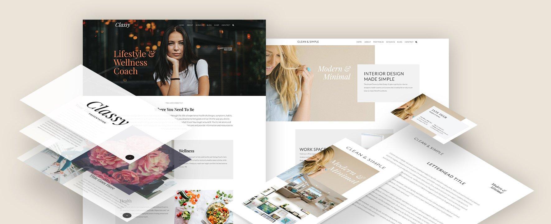 Ariyah WordPress Theme and Marketing Essentials